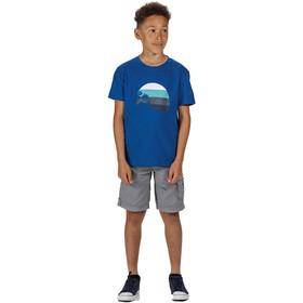Regatta Bosley III T-Shirt Kids nautical blue